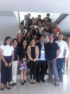 Im August fand in Manila das Kick-off-Meeting zum neuen BMBF-Projekt TAME-BC statt.