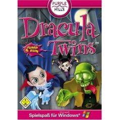 "Cover ""Dracula Twins"""