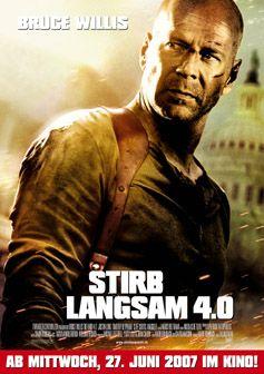 STIRB LANGSAM 4.0 © 2007 Twentieth Century Fox