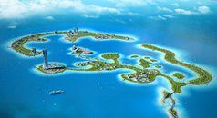 Insel des Romanov Kaiserreichs (Modell)