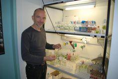 Erfolgreich in der  Algenforschung: Prof. Dr. Ulf Karsten Quelle: (Foto: ITMZ/Uni Rostock) (idw)