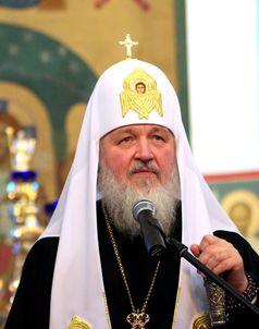 Patriarch Kyrill von Moskau und der ganzen Rus