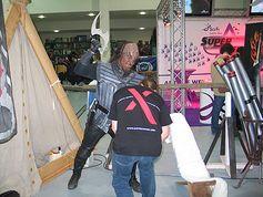 Mit Klingonen sollte man sich nicht anlegen, wie Thorsten Schmitt, Chefredakteur, erfahren mußte.