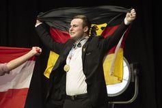 Simon Dorndorf aus Eschenburg Roth (Hessen) Bild: Michael Zanghellini Fotograf: Michael Zanghellini