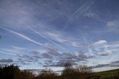 Geo-Engineering am 29.12.2012 über Alsfeld (Hessen)