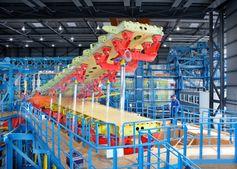 A380 Tragflächentest