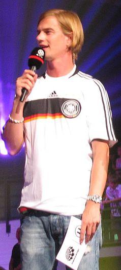 Joko Winterscheidt bei The Dome 46 im Mai 2008