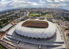 Arena da Amazônia, Manaus, Brasilien