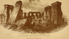 Stonehenge 1886 - The imperial island; England's chronicle in stone