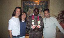 Scott Carter, Diane Powers, BT Swami, Ward Powers Bild: TAO Cinemathek GmbH