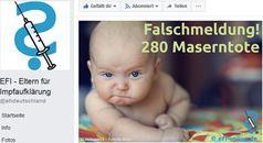 300 Masern-Todesfälle der WELT entpuppen sich als Fake-News