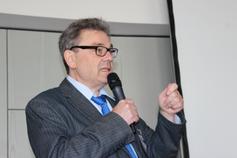 Impfexperte Hans Tolzin