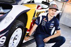 """Im zweiten Ford Fiesta WRC des Teams bestreitet Teemu Suninen 2019 sämtliche WM-Läufe. Bild: """"obs/Ford-Werke GmbH"""""""