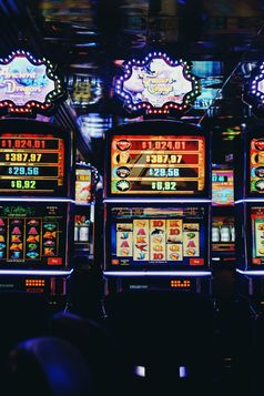 Casino Spielautomat (Symbolbild)