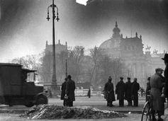 Am Morgen nach dem Reichstagsbrand, 28. Februar 1933