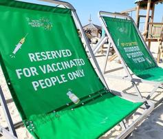 So sieht die Impfapartheit in Israel jetzt schon aus. Bild: UM / Eigenes Werk