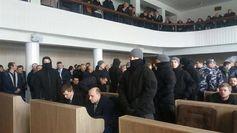 Stadtratssitzung in Cherkassy vom 29.1.18