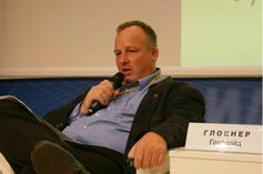 Gottfried Glöckner in Russland. Bild: Gottfried Glöckner