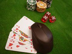 Würfel Karten Glücksspiel