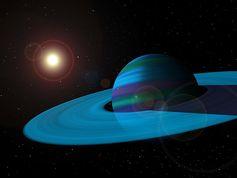 Der Gasriese ist sehr weit von seiner Sonne entfernt. Bild: © iStock.com/Balefire9