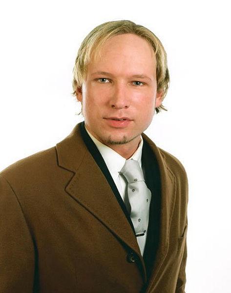 Commit error. Anders behring breivik