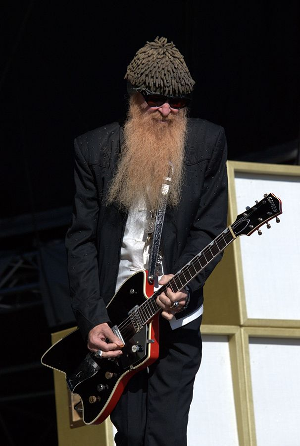zz top gitarrist gibbons wird dank bart nicht erkannt. Black Bedroom Furniture Sets. Home Design Ideas