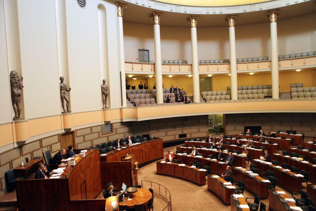 Finnisches Parlament