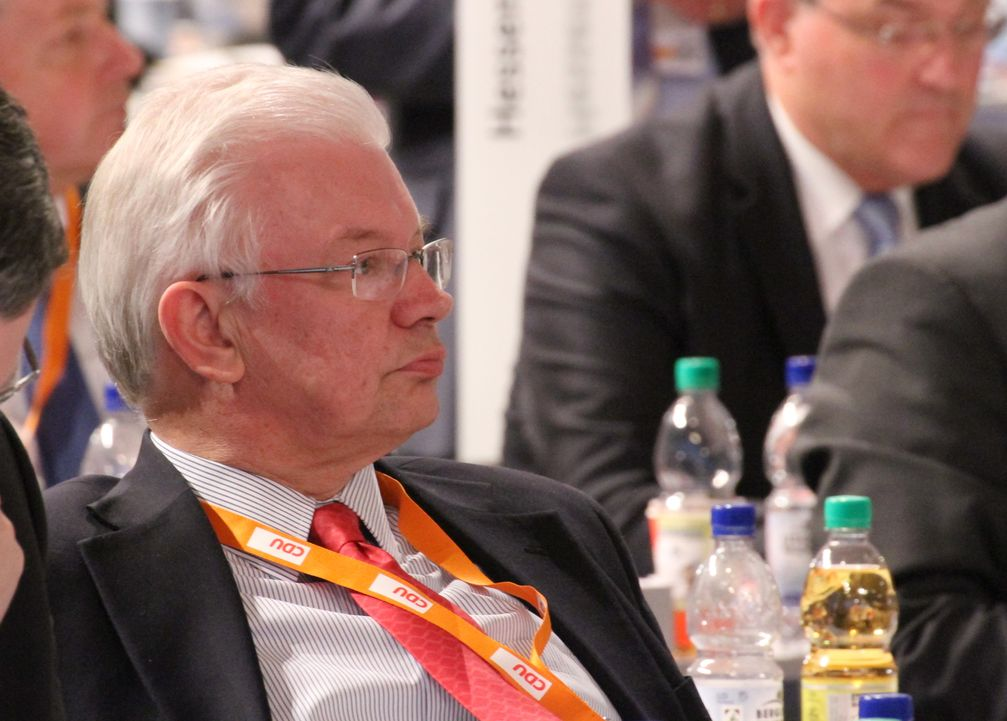 Roland Koch (2014), Archivbild