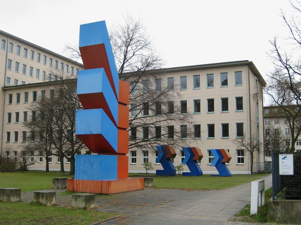 Gebäude der BImA-Direktion Berlin