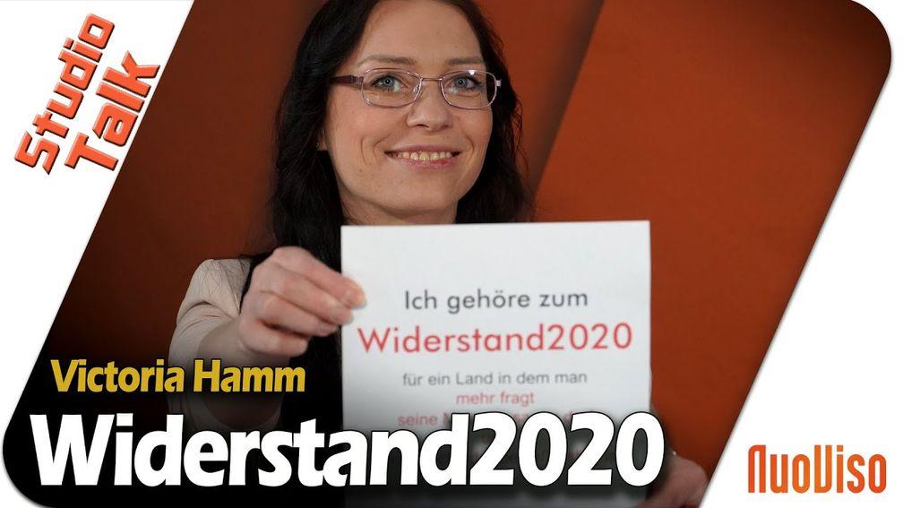 Victoria Hamm (2020)