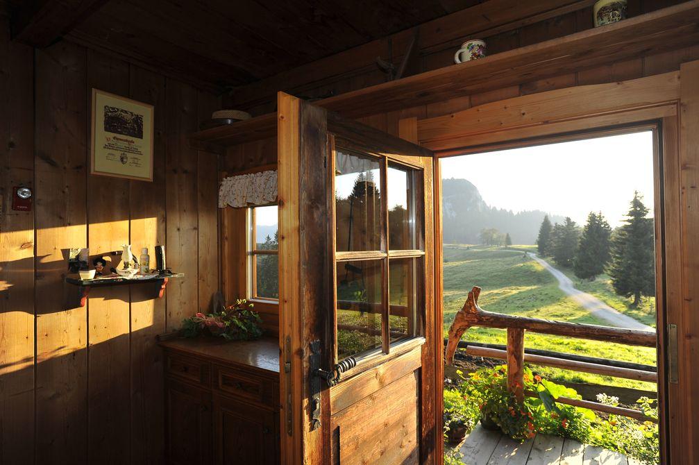 Arbeiten mit herrlicher Aussicht und ganz viel Freiraum Bild: Urlaub am Bauernhof Österreich Fotograf: RALPHFISCHBACHERwerbefotograf.at