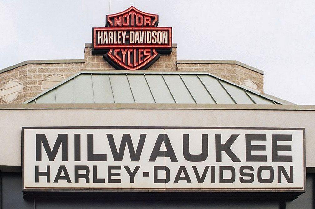 Harley-Davidson Store in Milwaukee, Wisconsin