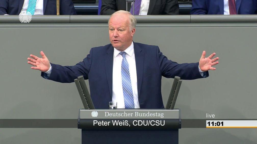 Peter Weiß (2019)
