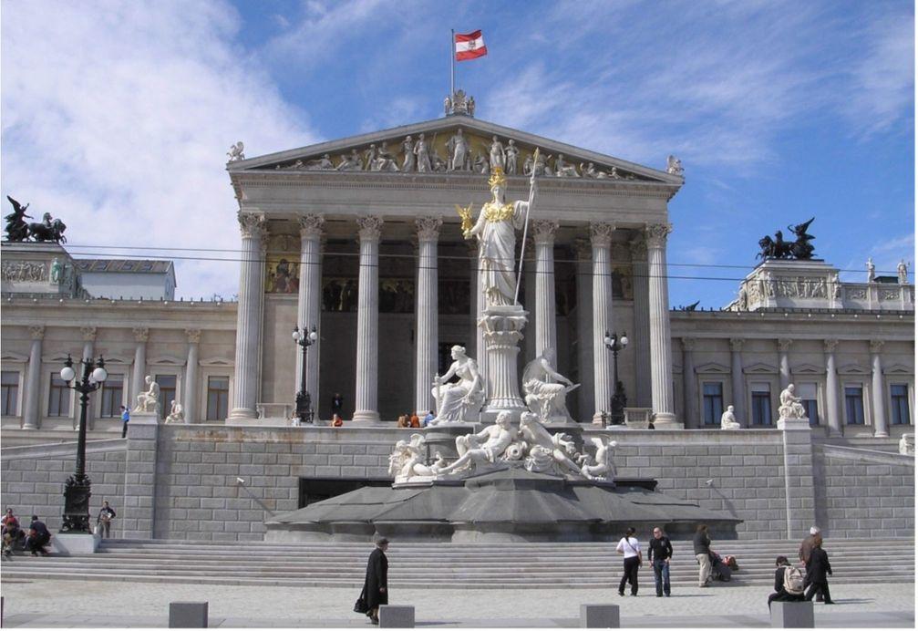 Österreichisches Parlamentsgebäude