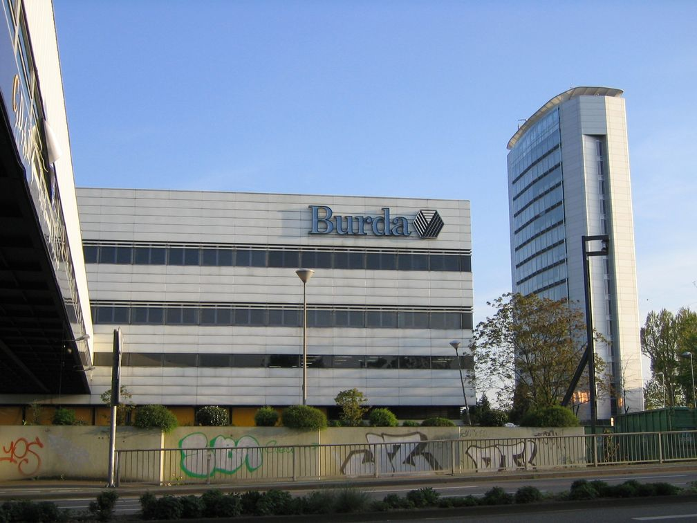 Hubert Burda Media in Offenburg.