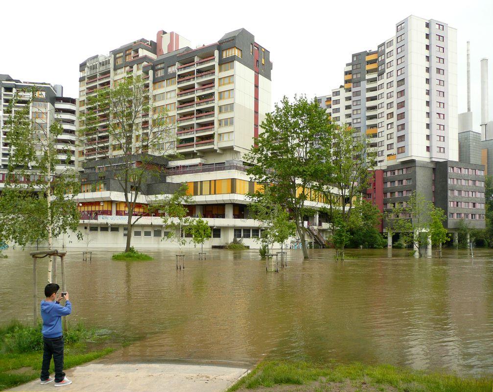 Hochwasser Hannover