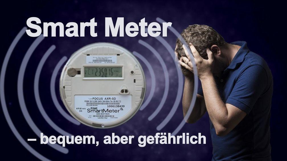 Smart Meter: Bequem aber sehr gefährlich für die Gesundheit und selbstverständlich angreifbar durch kriminelle Hacker