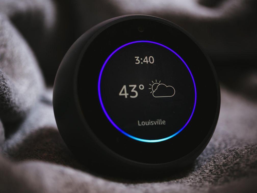 Amazon Echo Spot / Alexa