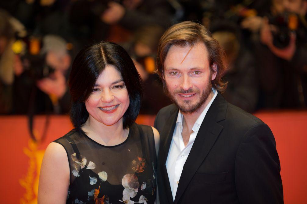Jasmin Tabatabai und Andreas Pietschmann (2017)