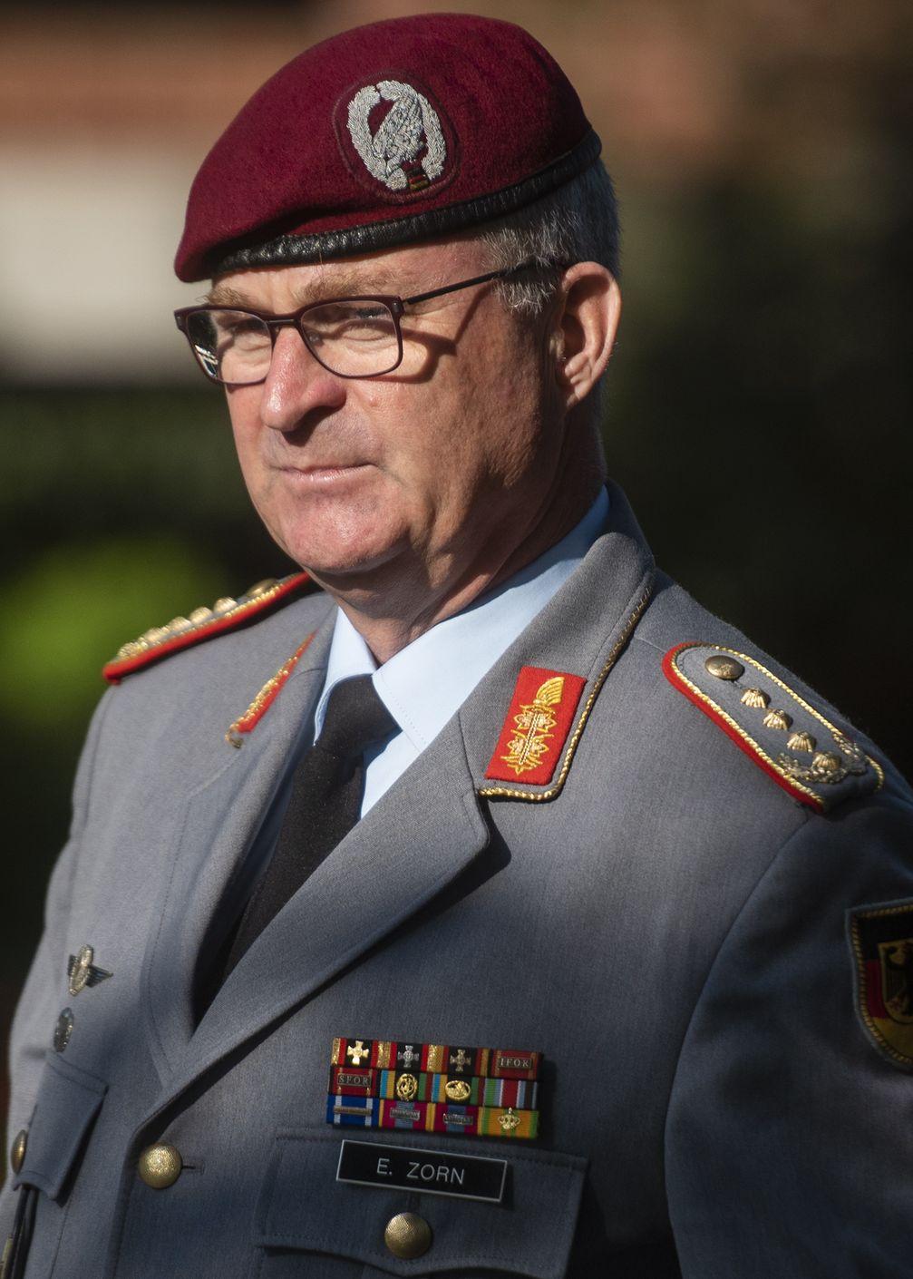 Eberhard Zorn (2018)