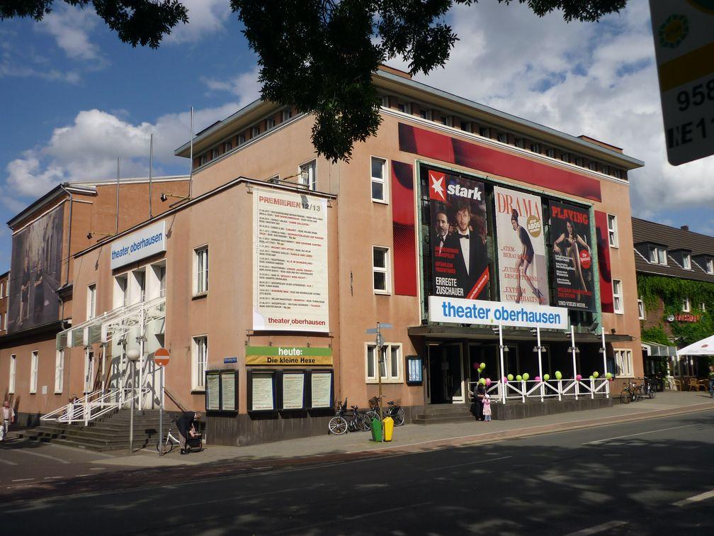Theater Oberhausen (August 2012), Archivbild