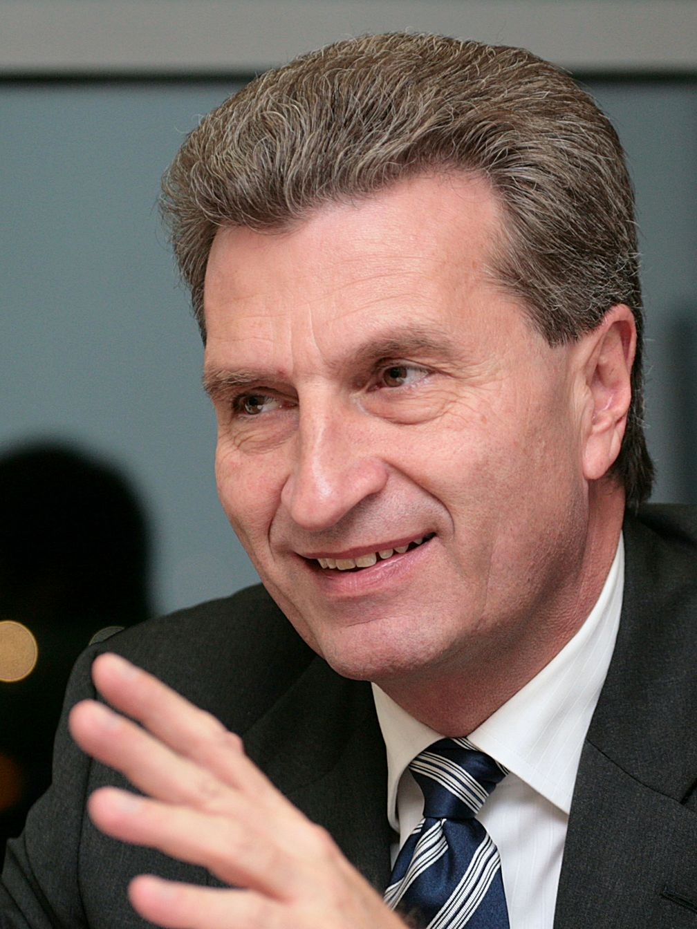 Oettinger Eu Kommissar