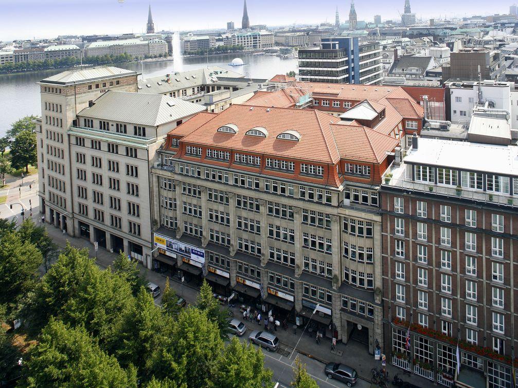 Sitz des VDR an der Hamburger Esplanade.