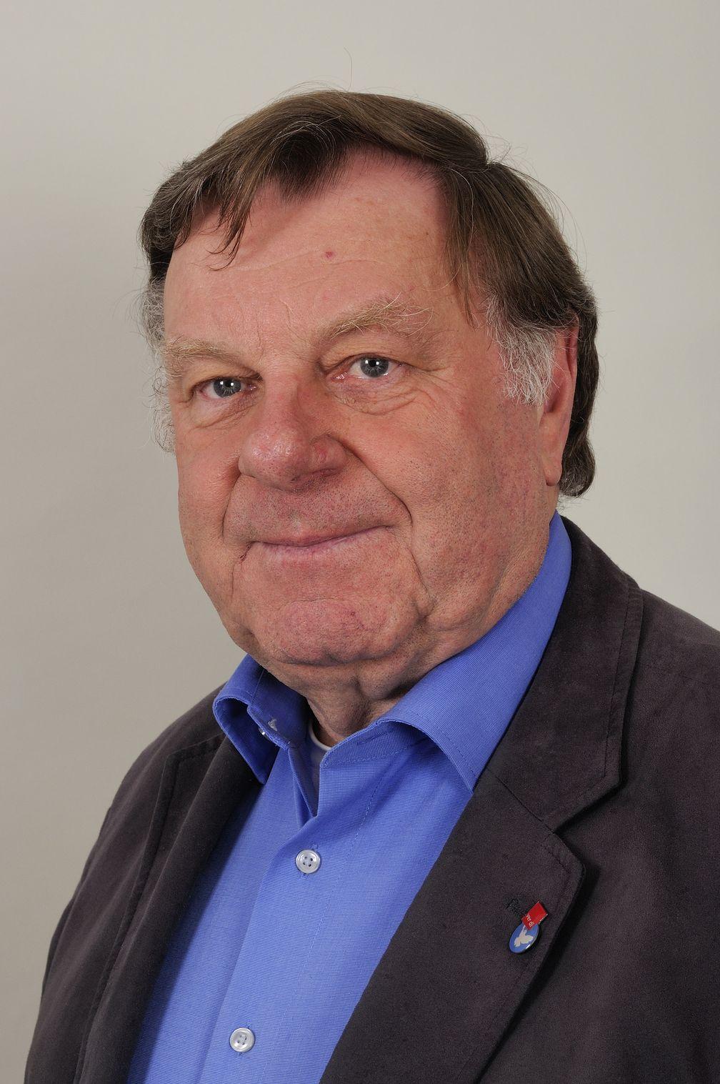 Willi van Ooyen (2013).