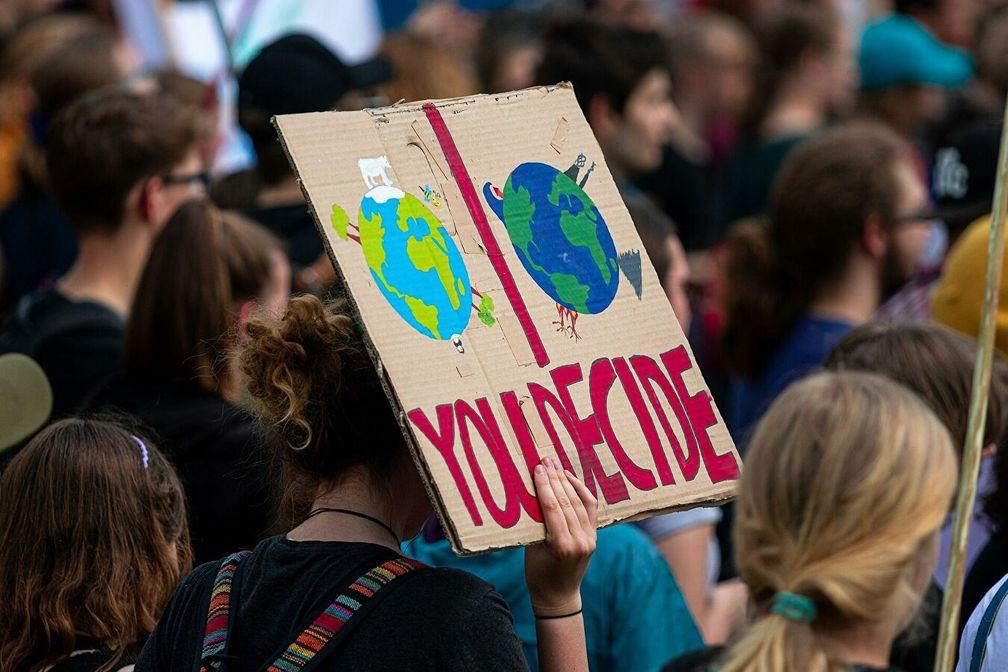 Streik von Fridays for Future (Symbolbild)