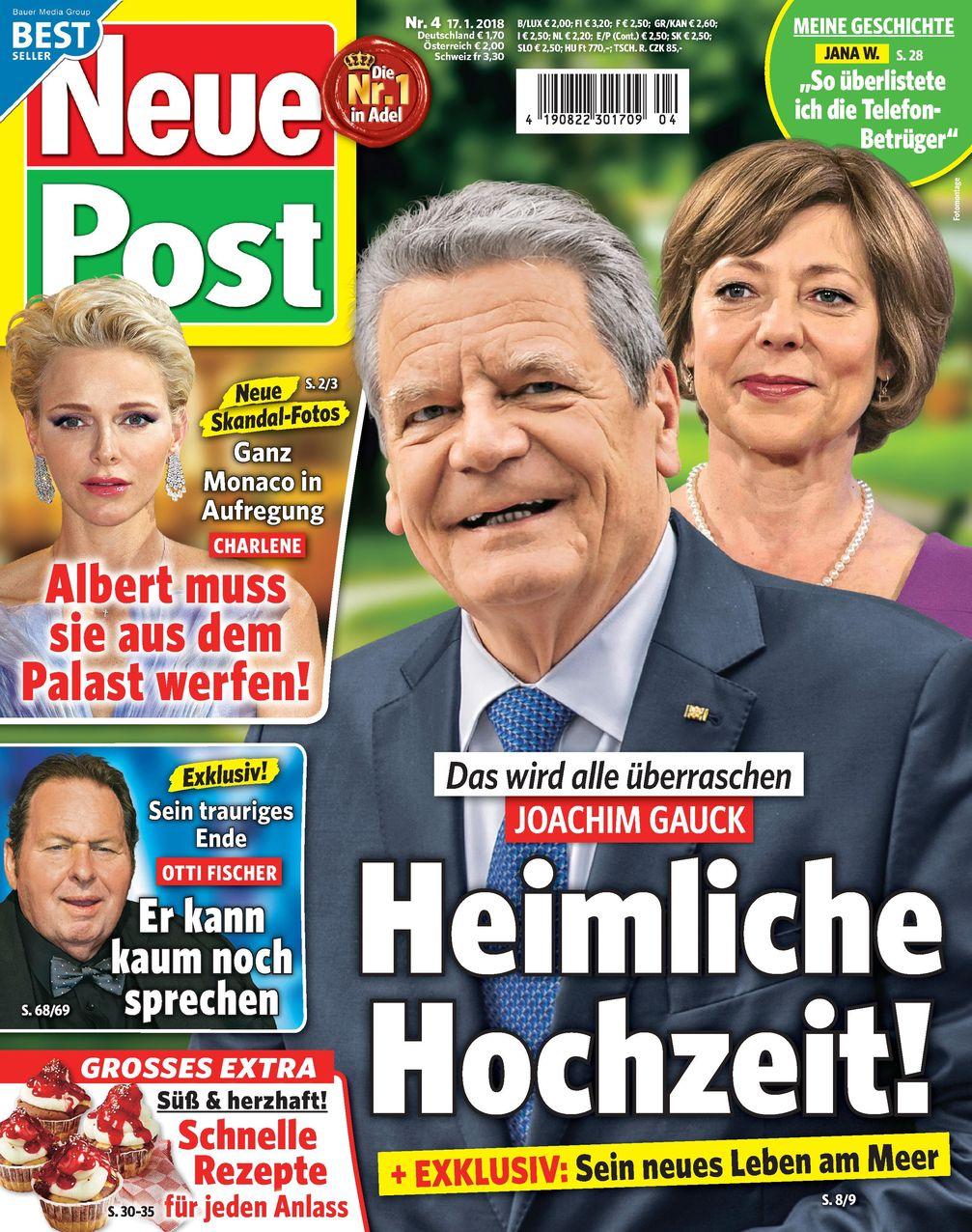 """Bild: """"obs/Bauer Media Group, Neue Post"""""""