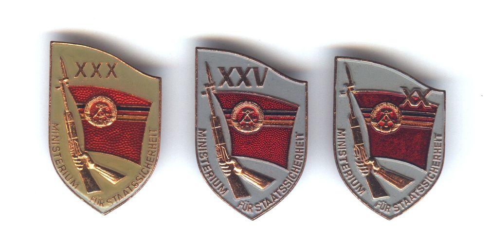 Stasi Abzeichen: Auch heute ist sie wieder aktiv (Symbolbild)