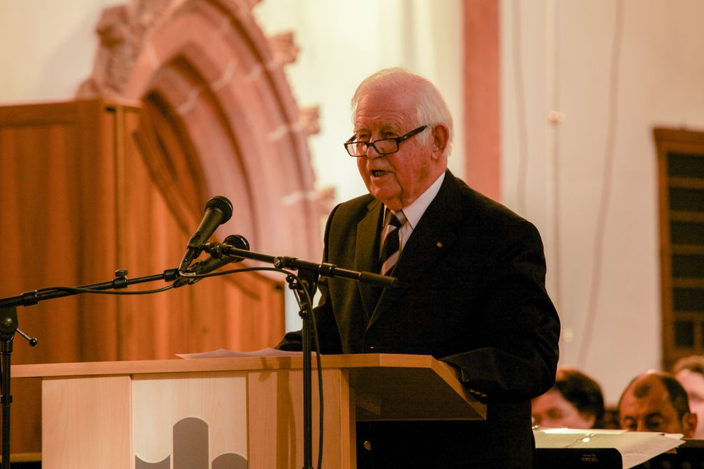 Kurt Biedenkopf 2012