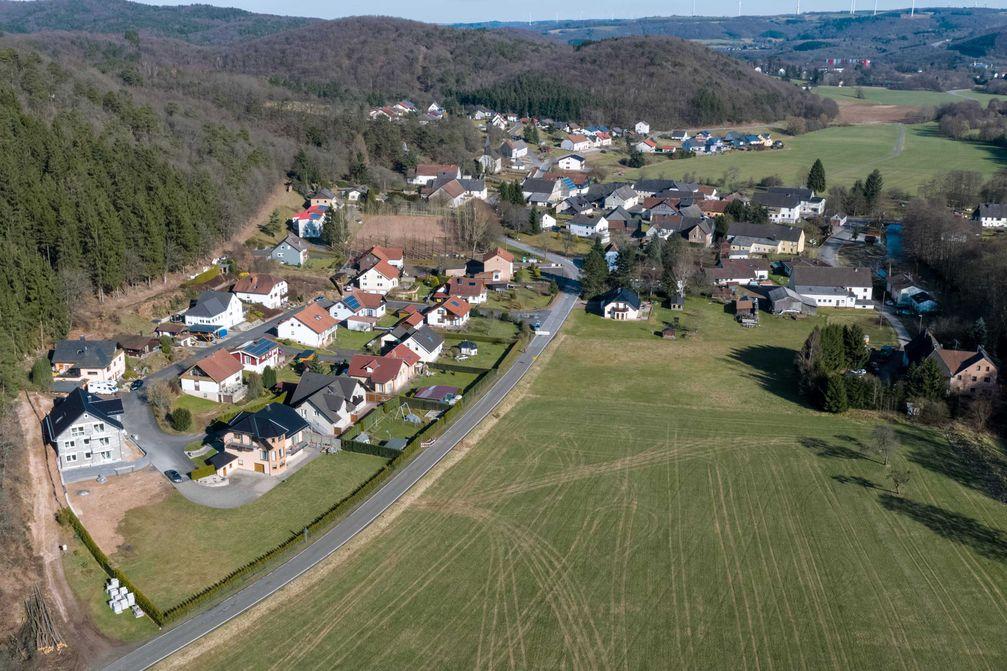 Ellweiler im Nationalpark Hunsrück-Hochwald zählt zu den strukturschwächsten Dörfern in Deutschland.