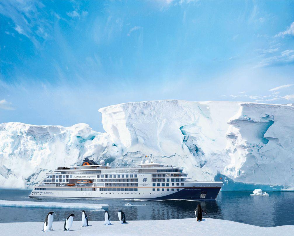 Hapag-Lloyd Cruises tauft HANSEATIC inspiration